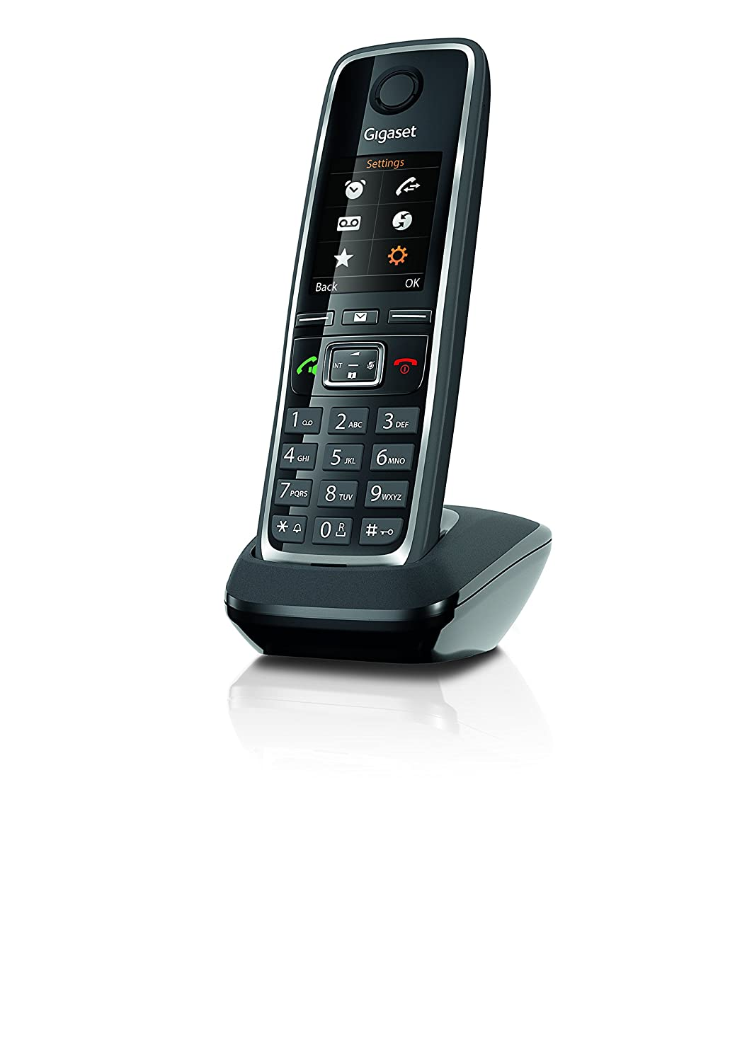 Gigaset GIGASET-C530H Accessory Handset Only for Cordless Phone