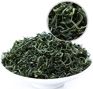 GOARTEA 100g (3.5 Oz) Organic LuShan Cloud Fog Mist Yunwu Yun Wu Spring Loose Leaf Chinese Green Tea