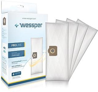 Carta Wessper 15x Sacchetti per aspirapolvere per Samsung Veloce-Eco 1300