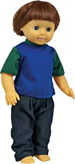 Get Ready Kids Caucasian Boy Doll