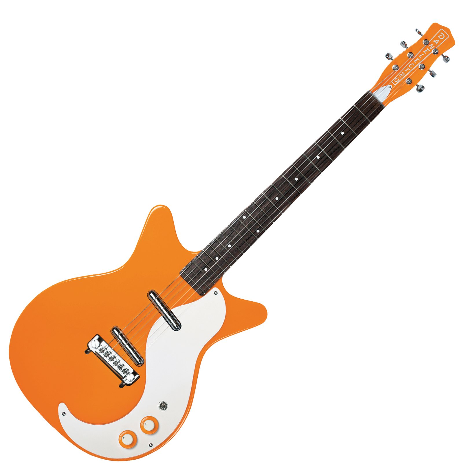Cheap Danelectro 59 Modified New Old Stock Electric Guitar Orange-adelic Black Friday & Cyber Monday 2019