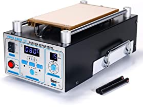 YIHUA 946D-III Digital LCD Screen Separator 5V 1A USB Power Supply & UV Curing Lamp with Built-in Long-Lasting Vacuum Pump for Mobile °F /°C