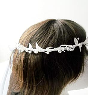Stefania,Stefana Wedding headpieces,stephana,gift for the couple,Greek Orthodox Wreaths,bridal crowns