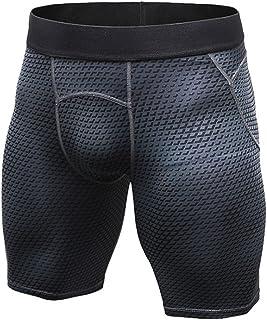 Exing – Pantalón de compresión para gimnasia, pantalones