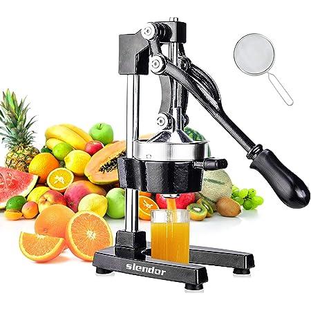 Best Choice Products Fruit Juicer Pro Lemon Orange Citrus Fresh Squeeze Juicer Commercial Unit New