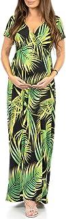 Maternity Short Sleeve Dress - Made in USA