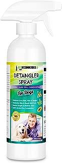 Best hair detangler spray for dogs Reviews
