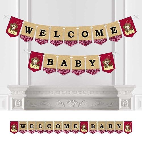 Western Baby Shower Decorations Amazon Com