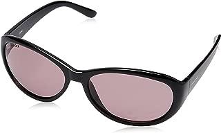 Fastrack Oval Unisex Sunglasses - (P188PK2F|Pink & Black)