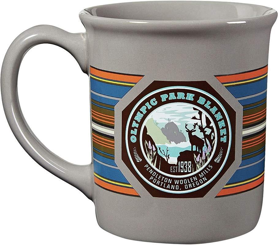 Pendleton Unisex National Park Coffee Mug Olympic Park One Size