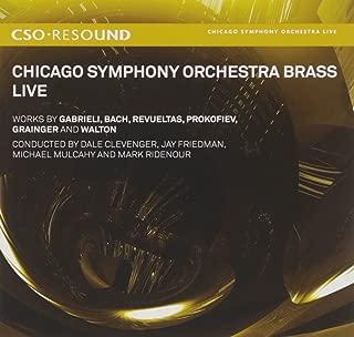 Chicago Symphony Orchestra Brass: Live