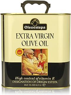 【PDO原产地保护 西班牙进口橄榄油】奥莱奥原生 PDO 2.5L特级初榨橄榄油
