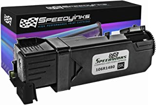 Speedy Inks Compatible Toner Cartridge Replacement for Xerox Phaser 6140 / 6140N 106R01480 (Black)