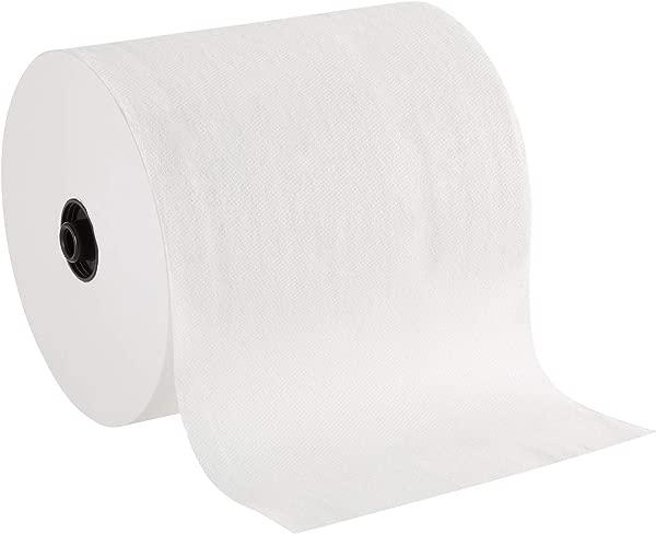 EnMotion 8 Paper Towel Roll By GP PRO Georgia Pacific White 89420 700 Feet Per Roll 6 Rolls Per Case