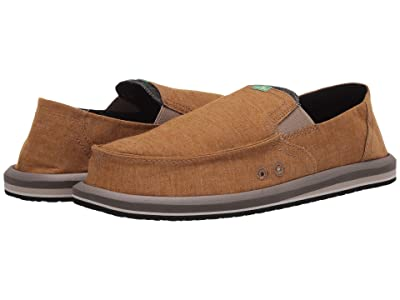 Sanuk Pick Pocket Hemp (Khaki) Men