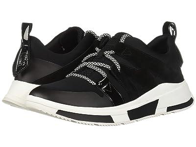 FitFlop Carita Sneaker (Black) Women