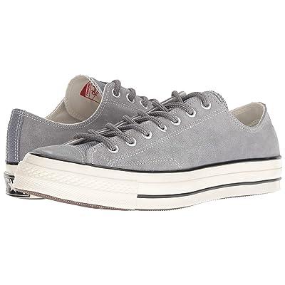 Converse Chuck 70 Base Camp Suede Ox (Mason/Black/Egret) Lace up casual Shoes