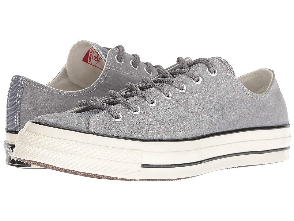 Converse Chuck 70 Base Camp Suede - Ox (Mason/Black/Egret) Lace up casual Shoes