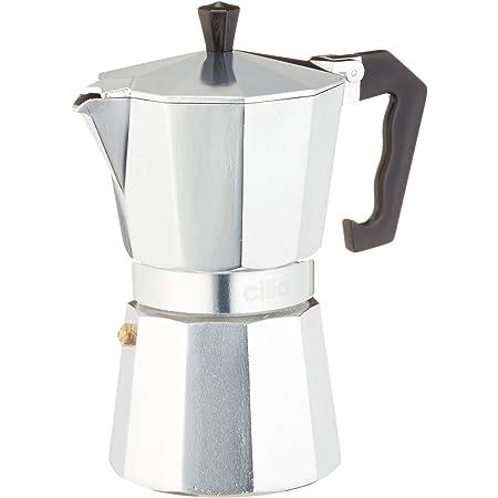 Cilio DECO  PERRIER  épandeur Edel  acier à 3 nariat  simple  ment pour Cappuccino 