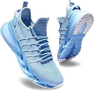 Deevike Basket Femme Chaussure Femme Chaussures de Sport Respirante Coussin d'air Sneakers 36-42EU