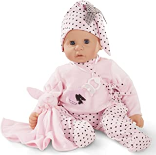 Best lifelike baby dolls with eyes that open and close Reviews