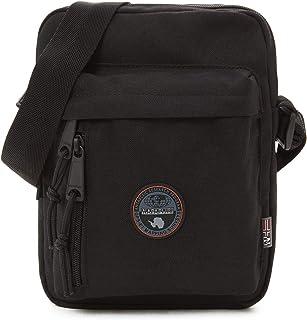 Bags Bolso bandolera, 24 cm, 9 liters, Negro (Black)