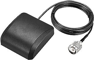 Antena activa GPS DyniLao compatible con Beidou GNSS TNC macho macho 42dB cable conector aéreo con montaje magnético 3 met...