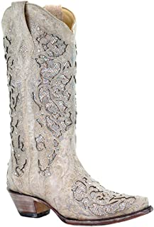 Best womens wedding cowgirl boots Reviews