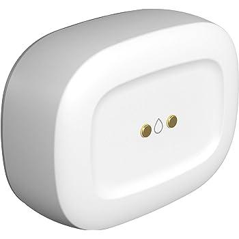 Samsung GP-U999SJVLCAA Smart Things Water Leak Sensor - Automate Lights & Siren For Alert - ZigBee, Accessory Hub, White