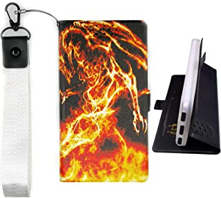Lovewlb Case for Grid Communications (Sg) Gs6100 Cover Flip PU Leather + Silicone case Fixed HL