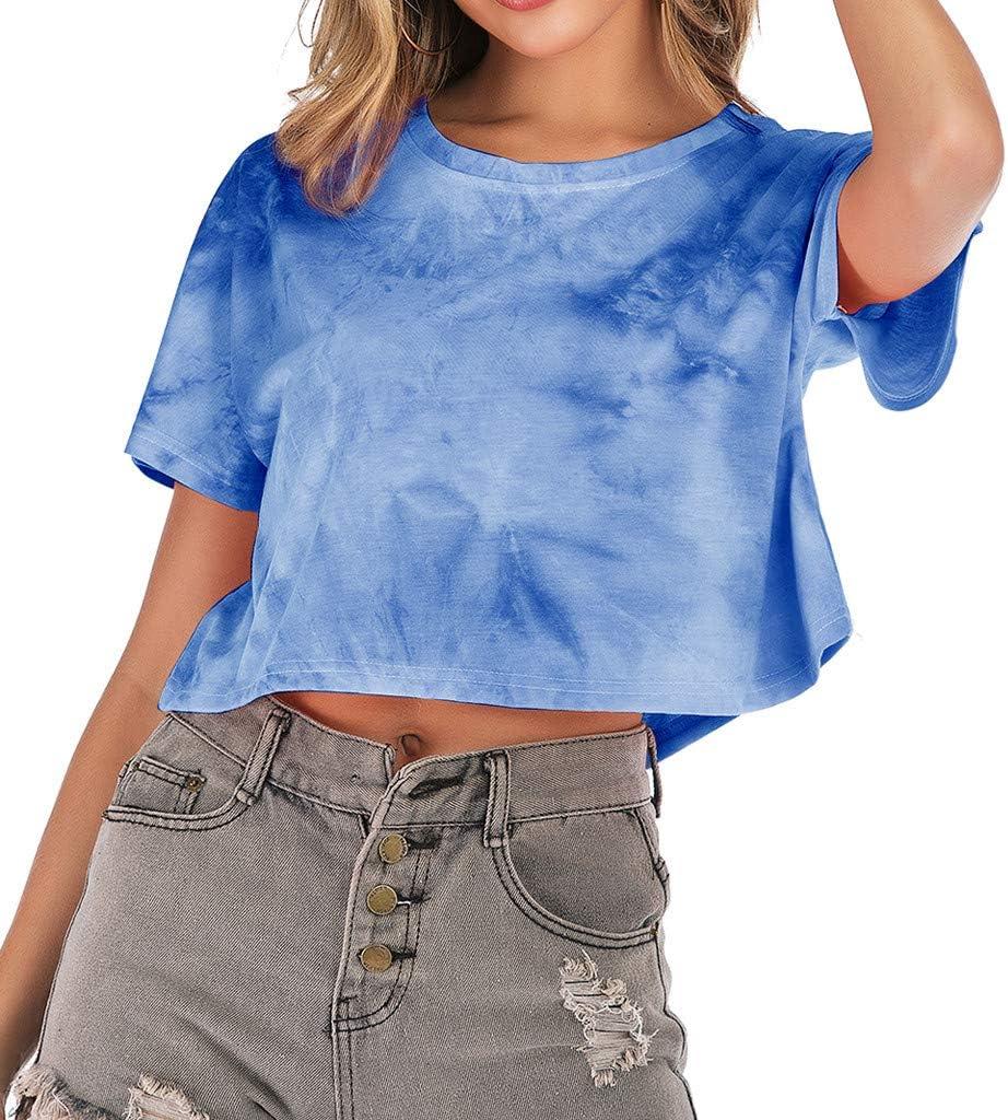 2019 Camiseta Casual para Mujer, Jessboylas Camisetas Cortas ...