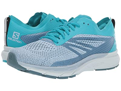 Salomon Sonic Ra Pro 2 (Cashmere Blue/Bluebird/Illusion Blue) Women