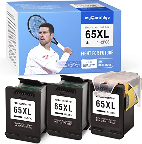 discount MYCARTRIDGE Remanufactured 2021 Ink Cartridge for HP 65 XL 65XL Eco-Saver use with Envy high quality 5055 5052 5012 5010 5030 DESKJET 3755 2622 3752 3720 2624 3722 3758 (1 + 2 Pack) online