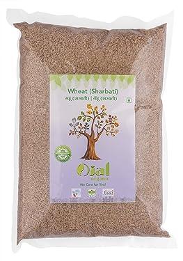 Ojal Organic Wheat Sharbati 5 Kg
