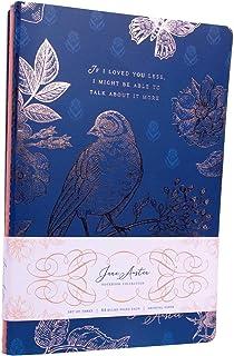 Jane Austen Sewn Notebook Collection (Set of 3)