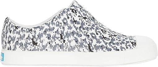 Shell White/Shell White/Grey Digi