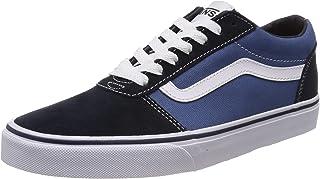 Vans 范斯 男式 Ward 绒面革/帆布运动鞋