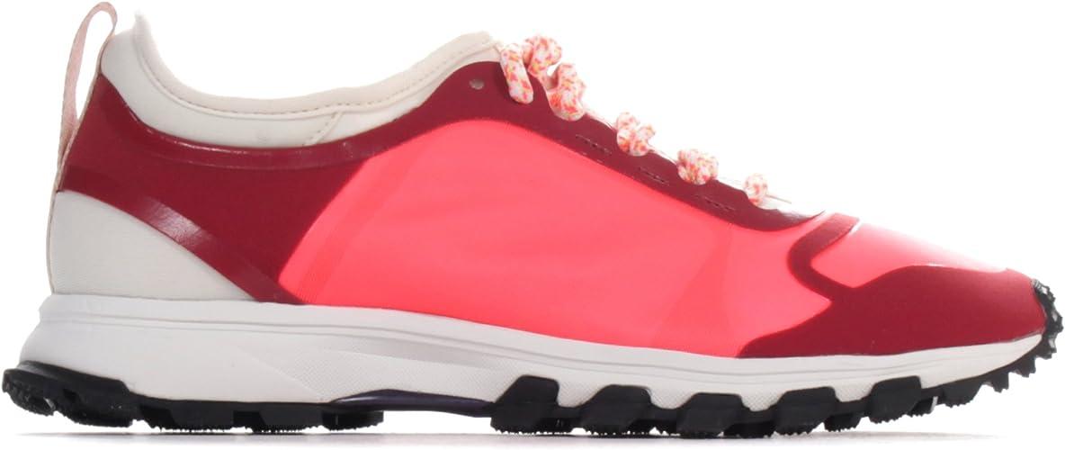 Adidas - Femmes - paniers de jogging rouge Stella Mcvoituretney Adizero XT