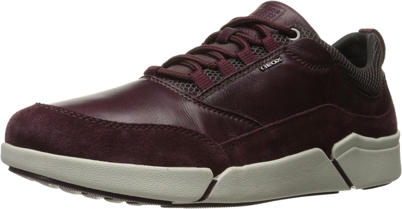 Geox Men's U Ailand a Low-Top Sneakers