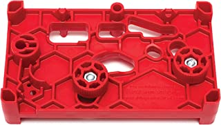 104-001 Apex Tactical Specialties, Armorer's Block, for Gunsmiths, Polymer, Red
