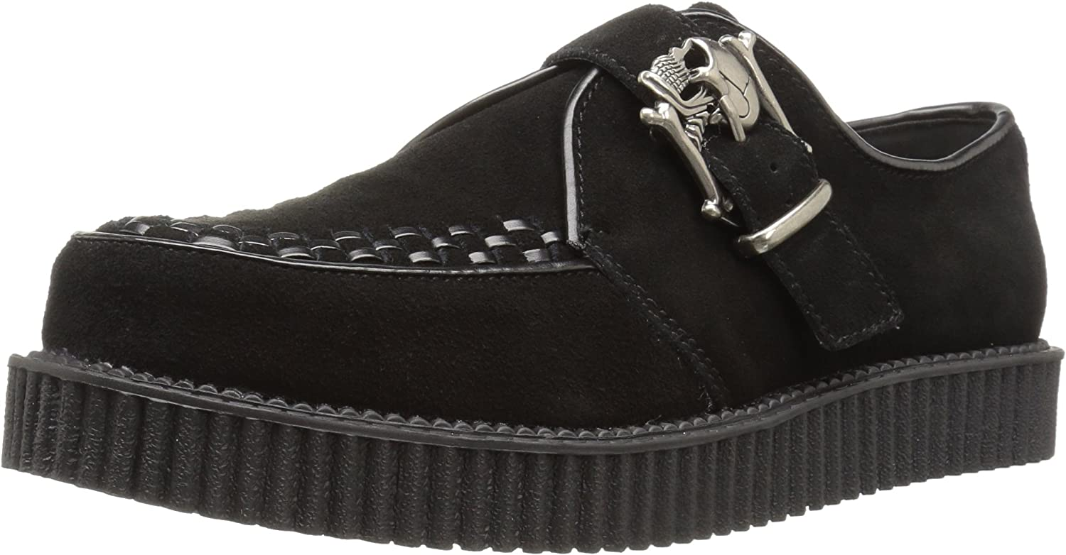 Demonia Mens cre605 bs Slip-On Loafer