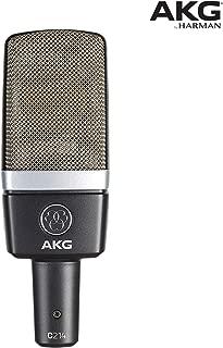AKG C214/ST 电容式麦克风