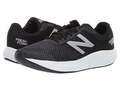 New Balance Fresh Foam Rise v1 (Black/White) Men