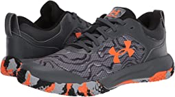 Pitch Gray/Black/Orange Spark