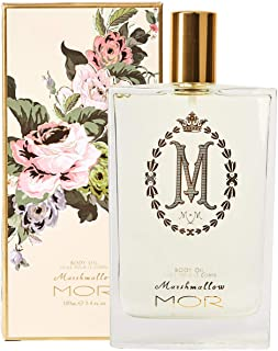 MOR Boutique Marshmallow Body Oil, 120 ml