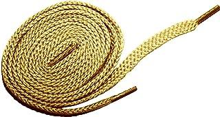 "Sponsored Ad - Shoeslulu 20-47"" Premium Oxfords Chukka Desert Boot Flat Shoelaces"