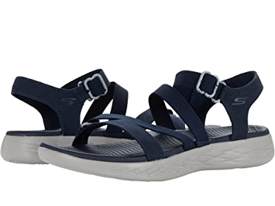 SKECHERS Performance On-The-Go 600 Stretch Fit Sandal