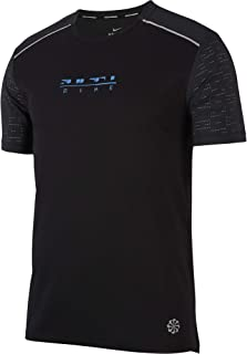 Nike Men's Rise 365 Short Sleeve Hybrid Ff T-Shirt