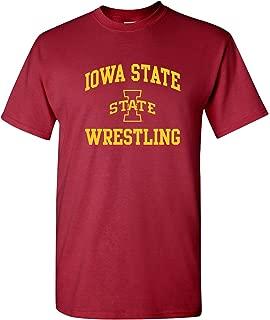 iowa state wrestling t shirts