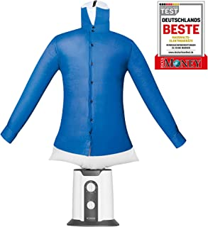 Bomann HBB 6025 CB - Planchador de Camisas y Blusas (2 en 1